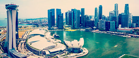 Marina Bay hotels